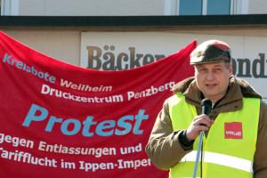 weitere Unterstützer (Foto: Erich Guttenberger)