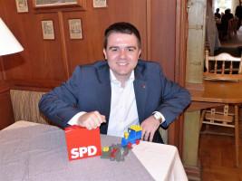 Alexander Majaru stellt die Weichen für die Zukunft im Landkreis Weilheim-Schongau