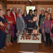 Gruppenbild Kreis AsF im Kupfermuseum