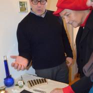Herta Däubler-Gmelin mit Herrn Scheiderling